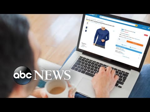 Online holiday sales expected to top $100 billion in US for the 1st time