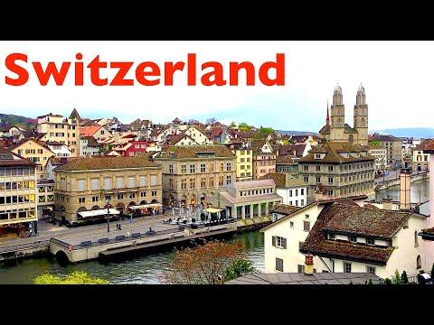 Switzerland (Montreux, Lausanne, Geneva, Interlaken, Bern, Luzern, Rhine Falls, Zürich)