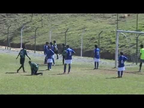 Final: América MG  1 x 3 Cruzeiro Copa IMEF 2013 categoria 2001