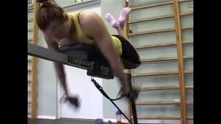"видео: ПТК ""Спорт"", тренажеры для пловцов"