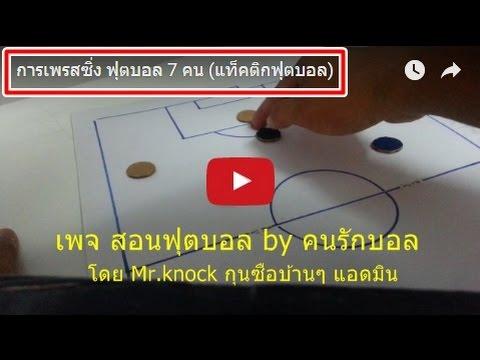 การเพรสซิ่ง ฟุตบอล 7 คน (แท็คติกฟุตบอล)