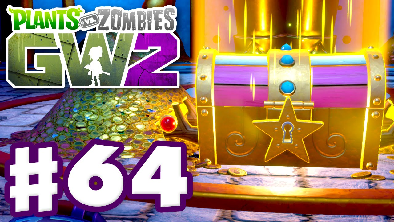 Plants Vs Zombies Garden Warfare 2 Gameplay Part 64 200 Star Gnome Chest Pc Viyoutube