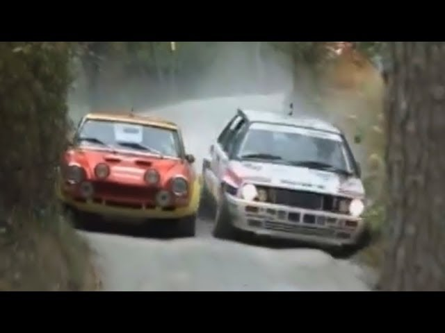 This is Rally 11 | The best scenes of Rallying (Pure sound)