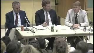 Debate 05 - Kent Hovind Vs. Dr. Hilpman - Creation Science Evangelism