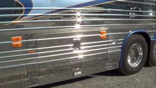 Northwest Bus Sales - 2000 Prevost Motor Home Vantare Conversion Bus For Sale - C27126