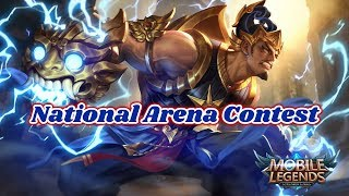 National Arena Contest Mobile Legends Italy Vs Poland 2 06 01 2020 Poland Win