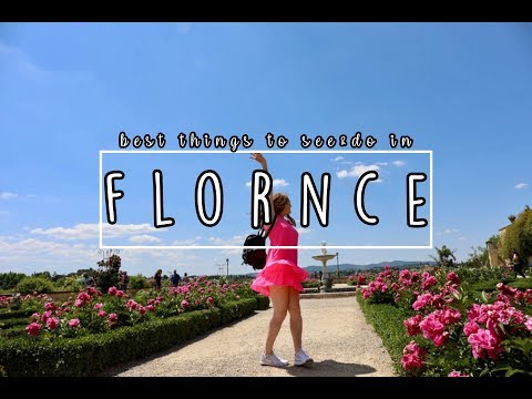 Best Things To See & Do In Florence / Italy Travel Guide