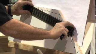 Stair Builders' Tricks of the Trade: Creating a Baseboard Curve