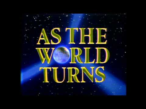As the World Turns - long opening 1986 (HD)