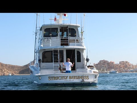 Heaven On Earth - Strictly Business Sport Fishing In Cabo San Lucas
