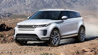 2020 Range Rover Evoque: First Drive and Impressions