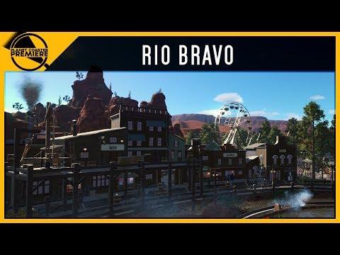 Rio Bravo | Planet Coaster Premiere | 4Kᵁᴴᴰ