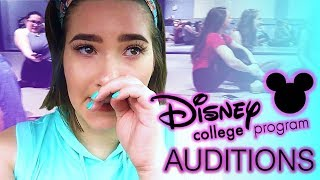 I FAILED My DCP Character Audition & Here's Why