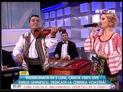 Emilia Ghinescu LIVE (RAI DA' BUNI)