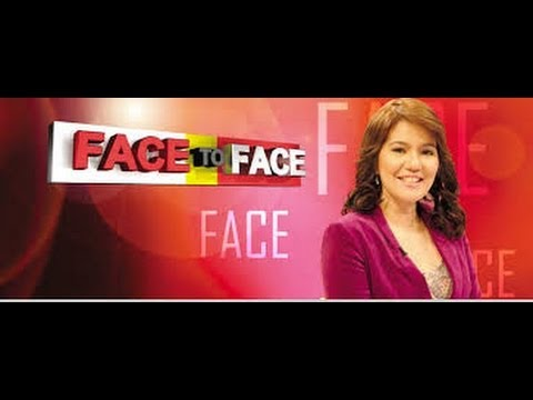 face to face - august 23, 2013 part 1/4...