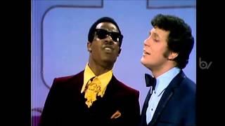Tom Jones & Stevie Wonder -  Medley (1969)