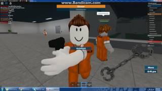 aha uxapseni ste! Prison Life 2.0 Roblox