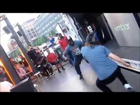 Azonto Dancers in Helsinki