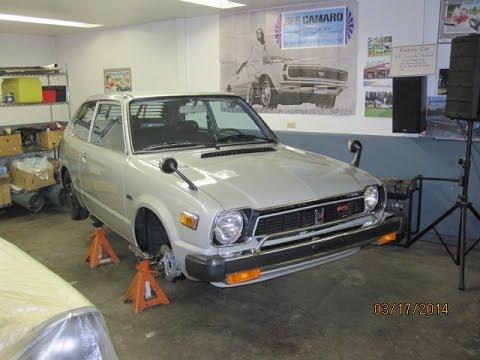 First Gen Civic 1st Cvcc Honda 1200