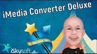 iMedia Converter Deluxe - из MOV в MP4 и другие возможности!