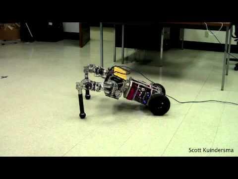 uBot-5 Bracing