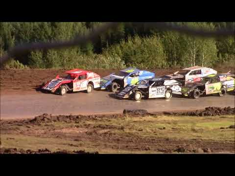 Dan Wheeler BMOD Mosquito Speedway Thunder Bay Ontario Canada 09/17/17