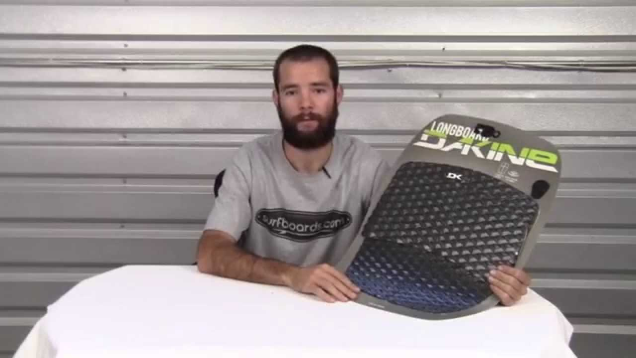 c04a3d96c3f8 Dakine Longboard Traction Pad Review At Surfboards Com Youtube