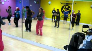 p dance studio zumba fitness y yo que te deseo a morir