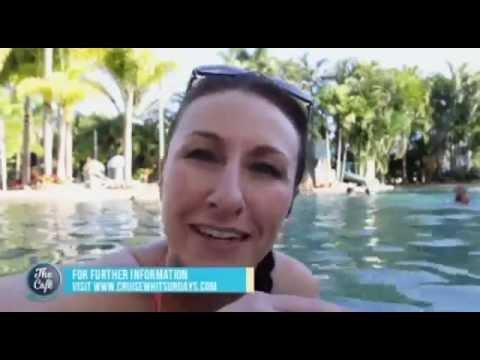 Cruise Whitsundays amazing ReefSleep on Great Barrier Reef