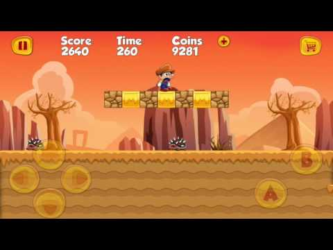 Sboy World Adventure Level 48