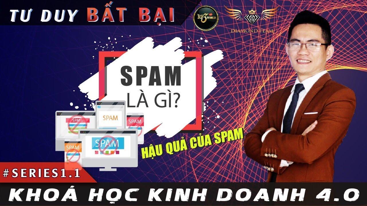 SPAM là gì, hậu quả của việc spam hàng loạt !