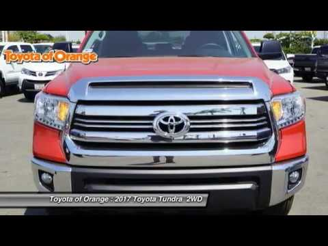 Toyota Of Orange >> 2017 Toyota Tundra Orange County Toyota Of Orange 714 639 6750