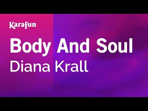 Karaoke Body And Soul - Diana Krall *