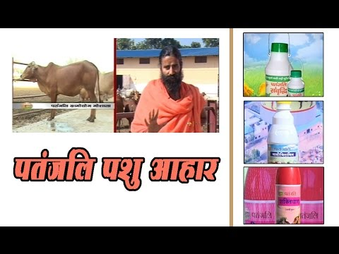 पशु आहार एवं फीड सप्लीमेंटस (PBRI) कृषि उत्पाद : Swami Ramdev | 18 Dec 2014 (Part 3)