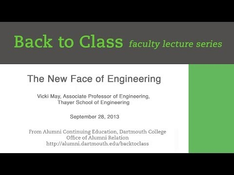 The New Face of Engineering