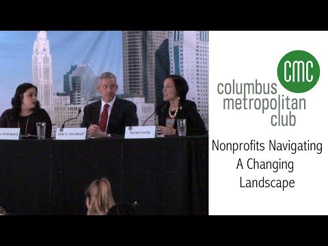 Columbus Metropolitan Club: Nonprofits - Navigating a Changing Landscape