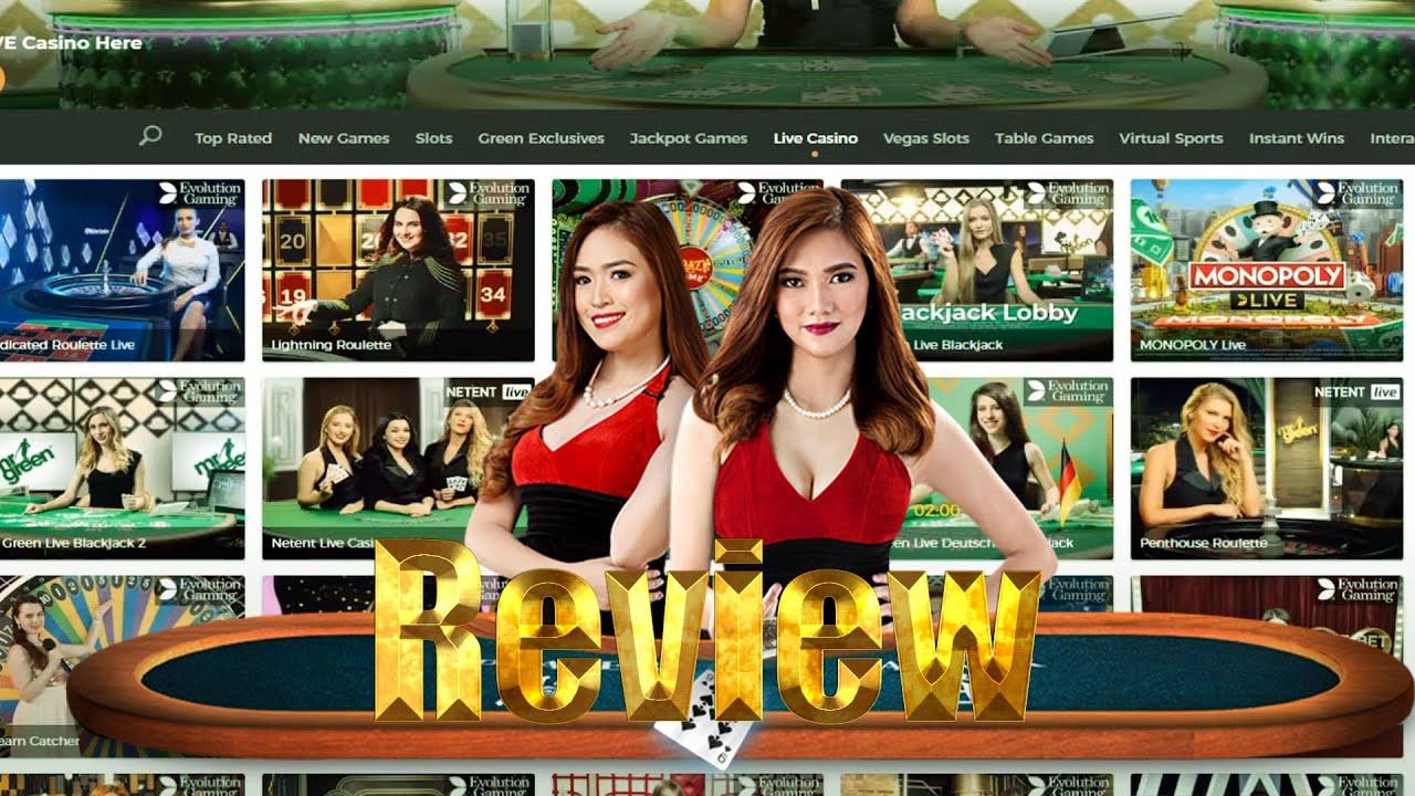 Online Casino Green