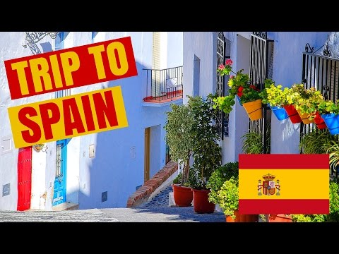 TRAVEL GUIDE TO SPAIN |  Malaga, Granada, Ronda, Cordoba, Seville, Torremolinos !!!