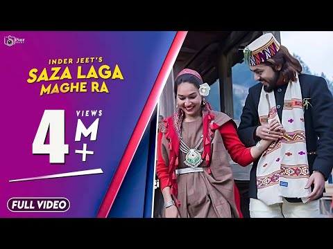 Pahari Song 2018 | Saza Laga Maghe Ra | Inder Jeet | Charu Sharma | Official Video |  iSur Studios