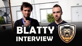 Interview de Blatty, un français chez Method
