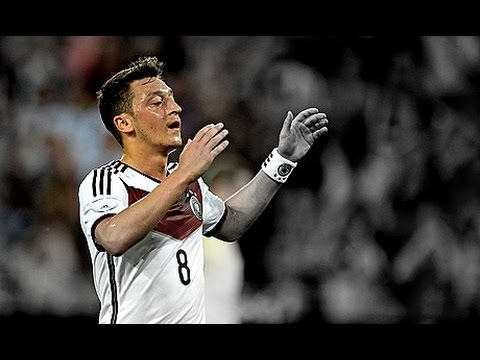 Ozil vs Argentina - World Cup 2014 Final - 1080p HD