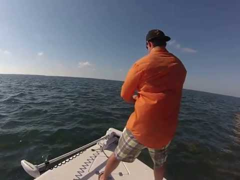 Part #1 Epic Tarpon and Bridge Battle at Bahia Honda with Master Boat Handing by Pablo Rodriguez