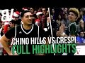 Chino Hills Has Fun With Crazy Crowd! | Chino Hills VS Crespi Full Highlights