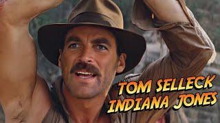 Tom Selleck is Indiana Jones [Deep Fake]