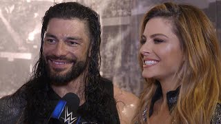 Roman Reigns and Maria Menounos close out 2019: WWE Exclusive, Dec. 31, 2019