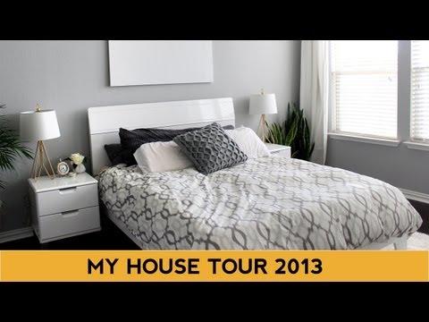 My House Tour 2013   Home Decor Ideas   Miss Louie