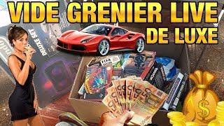 VIDE GRENIER LIVE - LE RETROGAMING, UN LUXE ?