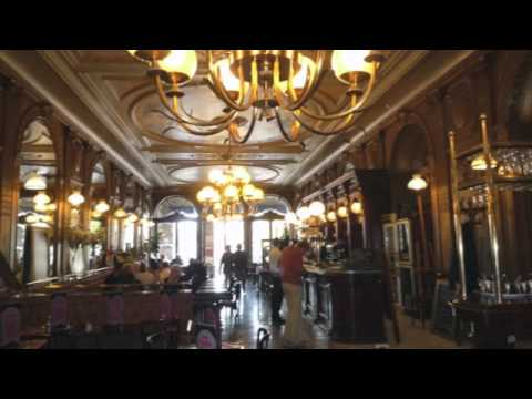 Paris:  Cafe de la paix