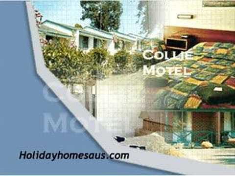 Holiday homes and vacation rentals in the Australia