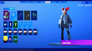 NEW SKINS AND FILTERED BAILES!! (FREE Gifts, Tsuki Skin, Fortnite Anniversary...) - byReaper